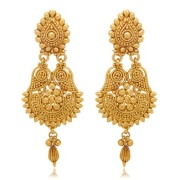 Gold Earings 1