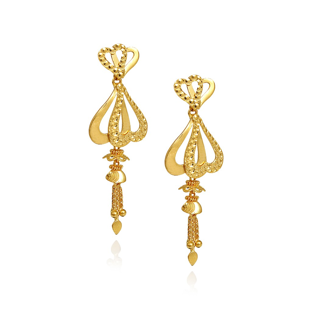 Cool Gold Earings  Southern Star Jewellers
